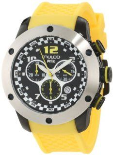 Mulco Unisex MW2 6313 095 Prix Chronograph Swiss Movement Watch at  Men's Watch store.