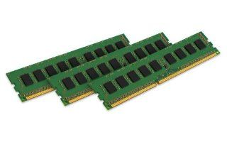 Kingston 12 GB Kit (3 x 4 GB Modules) 1066MHz DDR3 DIMM Desktop Memory With Thermal Sensor For Select Mac Pro's KTA MP1066K3/12G: Computers & Accessories