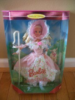 Barbie As Little Bo Peep Childrens Collector Edition: Toys & Games