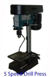 5 Speed Table Bench Mini Drill Press Shop 760 3070 RPM