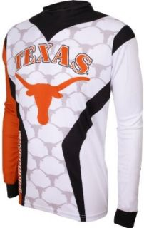 NCAA Texas Longhorns Mountain Bike Cycling Jersey (Team, Small) : Longhorns Dri Fit For Men : Sports & Outdoors