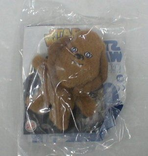 Burger King Kids Meal Toy : Star Wars Ewok: Toys & Games