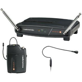 Audio Technica ATW 801/H92 T8 Wireless Microphone System Musical Instruments