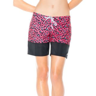Volcom Call Me Wild 7in Board Short   Womens