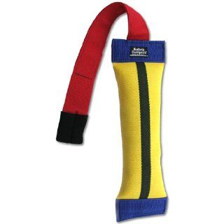 """The Big Tug""   Dog Fire Hose Tough Bite Tug for Medium   Extra Large Breeds!!! Great Toy for Your Dog!!! Comes in Different Fun Colors with a Strong Stitched Handle. This Tug Is 15"" Long By 4"" Width. : Pet Toys : Pet Supplies"