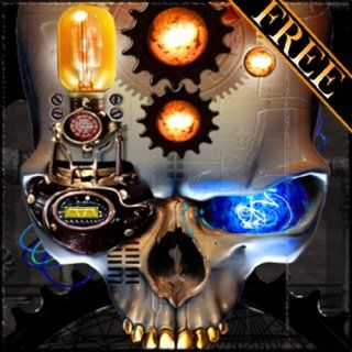 Steampunk Skull Free Live Wallpaper: Appstore for Android
