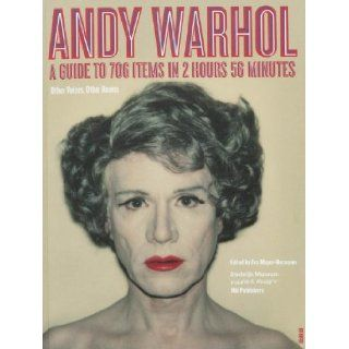 Andy Warhol Other Voices, Other Rooms A Guide to 817 Items in 2 Hours 56 Minutes Eva Meyer Hermann, Matt Wrbican, Andy Warhol, Geralyn Huxley 9789056626020 Books