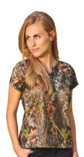 Mossy Oak Women's Camo Loungewear Seperates Lounge Pant Henley Shirt or Tank at  Women�s Clothing store