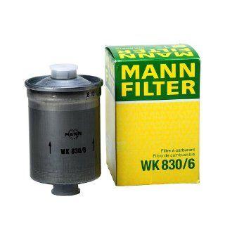 Mann Filter WK 830/6 Fuel Filter: Automotive