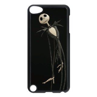 Jack Skellington IPod Touch 5th Case Back Case for IPod Touch 5th: Cell Phones & Accessories