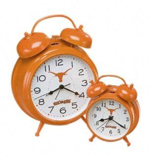 Texas Longhorns Small Vintage Clock  Sports & Outdoors
