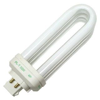 Philips Lighting 26833 4   PL T 32W/835/4P/ALTO   32 Watt CFL Light Bulb   Compact Fluorescent   4 Pin GX24q 3 Base   3500K