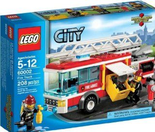 Lego City 60002 Fire Truck NEW in Box!!: Toys & Games
