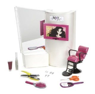 Moxie Girlz Magic Hair Salon Playset: Toys & Games
