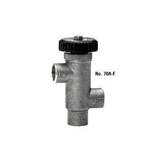 """Watts Series 70A F Hot Water Extender Tempering Valve 1/2"""" (0215462)   Household Rough Plumbing Valves"""