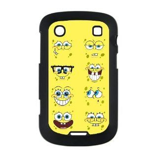 Patrick Star and Spongebob Squarepants BlackBerry Bold Touch 9900 Case Hard Slim Fit BlackBerry Bold Touch 9900 Case: Cell Phones & Accessories