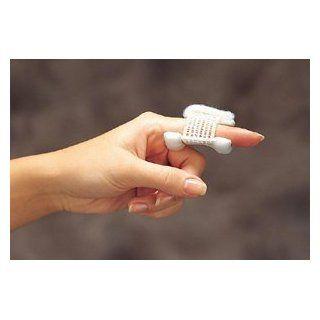 LMB Wire Foam PIP/DIP Finger Splint  Size B, 1.875: Health & Personal Care