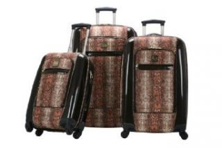 Ricardo Beverly Hills Luggage Berkeley 3 Piece Luggage Set, Copperhead, One Size: Clothing