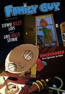 Family Guy: Stewie Kills Lois / Lois Kills Stewie: Seth MacFarlane, Alex Borstein, Seth Green, Mila Kunis, Mike Henry, Danny Smith, Patrick Warburton, John Viener, Lori Alan, Freakin' Sweet Collection Live in Vegas Griffin The Untold Story Off the Cutt