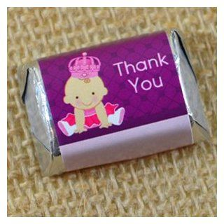 Princess Baby Shower Mini Candy Bar Wrappers: Health & Personal Care