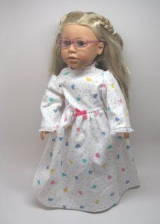 Purple Frame Glasses for 18 inch and American Girl Dolls Toys & Games