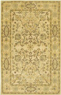 Adonia Hand tufted Traditional Rectangular 5′ x 7′6 Rug by Chandra Rugs   Handmade Rugs