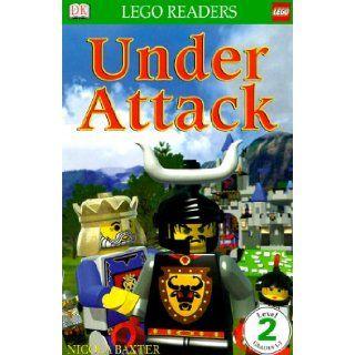 Castle Under Attack (DK Lego Readers, Level 2) DK Publishing 0807728229412  Kids' Books