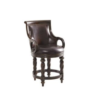 Lexington Florentino Armando 26 Swivel Bar Stool with Cushion 01 0900 815 01