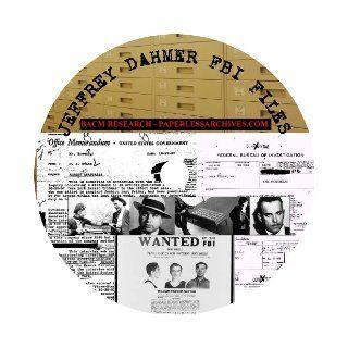 Jeffrey Dahmer FBI Files: BACM Research: Books