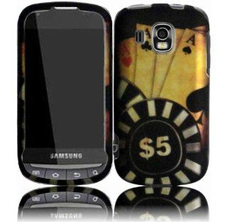 Ace Poker Design Hard Case Cover for Samsung Transform Ultra M930 Health & Personal Care