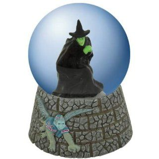Shop 45 mm Wizard Of Oz Wicked Witch In Water Globe With Flying Monkey at the  Home D�cor Store