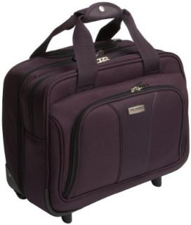 Ricardo Beverly Hills Capistrano Lite Free Wheelers 17 inch Rolling Tote, Iris Purple: Clothing