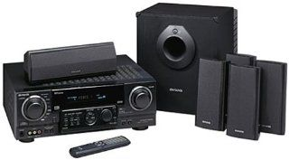 Aiwa HT D980 700W Home Theater System: Electronics