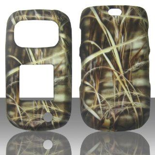 2D Camo Grass Mossy Oak Real Tree Samsung Rugby III , 3 A997 at&t Case Cover Phone Snap on Cover Case Protector Faceplates: Cell Phones & Accessories