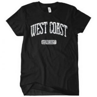 West Coast Represent Women's T shirt by Smash Vintage: Clothing