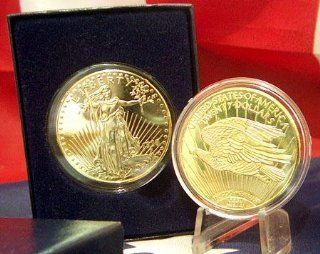 1933 St. Gaudens Double Eagle Gold Tribute Coin