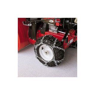 "MTD 16.5"" x 4.8"" Snow Blower Tire Chains: Patio, Lawn & Garden"