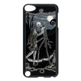 Design Jack Skellington Personalized Music Case for IPod Touch 5th : MP3 Players & Accessories