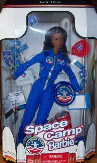 SPACE CAMP BARBIE African American Toys & Games