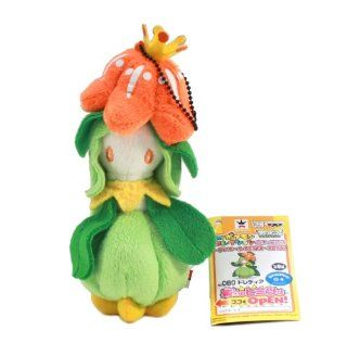"My Pokemon Best6 Collection Plush Doll Part 2   48296 ~ 6"" Lilligant: Toys & Games"
