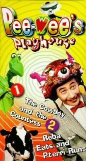 Pee wee's Playhouse Vol. 14 [VHS]: Paul Reubens, John Paragon, Phil Hartman, Laurence Fishburne, George McGrath, Alison Mork, Lynne Marie Stewart, William Marshall, Anna Seidman, S. Epatha Merkerson, Johann Carlo, Gilbert Lewis, Bill Freiberger, Billy