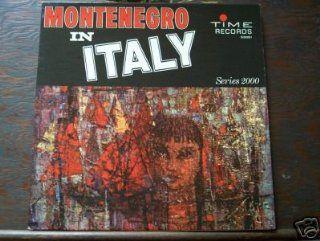 Montenegro In Italy: Music