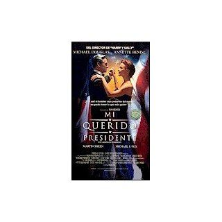 The American President (Mi Querido Presidente) [NTSC/REGION 1, 2 & 4 DVD. Import Latin America] Michael Douglas, Martin Sheen, Annette Bening, Michael J. Fox, Rob Reiner Movies & TV