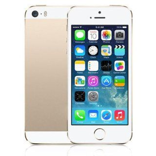 Generic New Dummy Display Fake Phone Toy Model Non Working Machine For Apple iPhone 5S (Gold): Cell Phones & Accessories