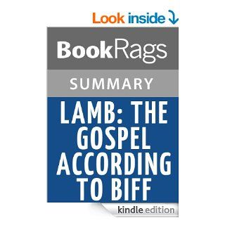 Lamb The Gospel According to Biff by Christopher Moore  Summary & Study Guide eBook BookRags Kindle Store
