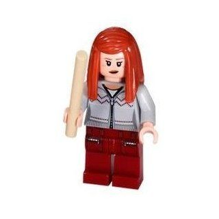 Ginny Weasley with Wand   LEGO Harry Potter Minifigure Toys & Games