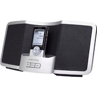 Delphi SA10221 XM Portable Satellite Radio Boombox   Players & Accessories
