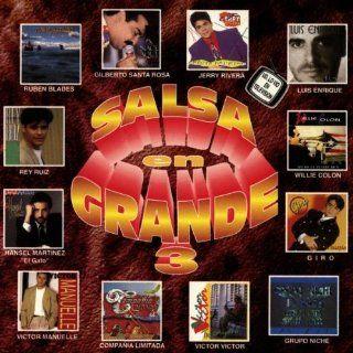 Salsa En Grande 3 Music