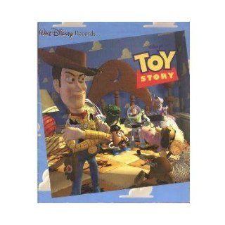 Toy Story Read Along Walt Disney Productions 9781557238290 Books