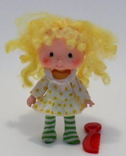 Strawberry Shortcake Lemon Meringue Vintage Doll